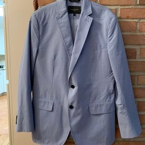 Banana Republic Men's 40R Blazer in Light Blue